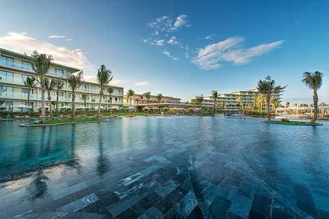 100% các căn chộ khách sạn FLC Sầm Sơn đều có tầm nhìn hướng biển