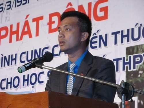 Ông Nguyễn Bá Cảnh