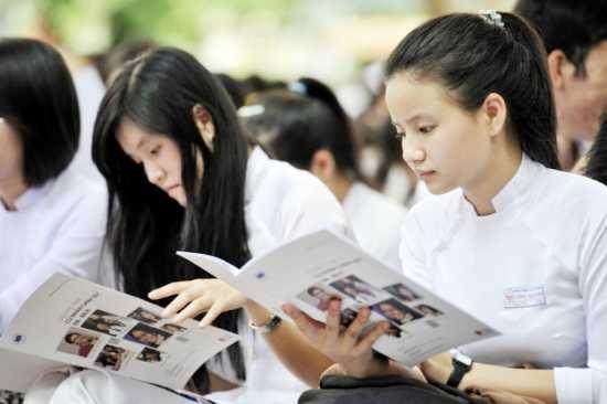Bộ GD-ĐT đã công bố danh sách 50 cụm thi xét tốt nghiệp năm 2016