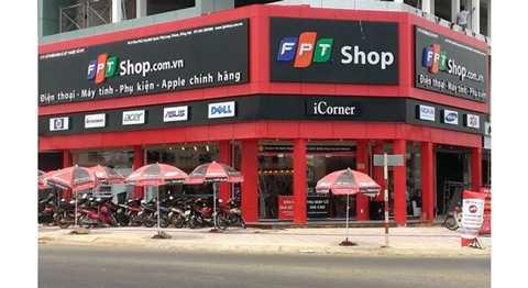 Một cửa hàng FPT Shop - Ảnh: fptshop.com.vn