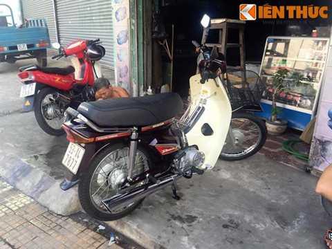 Những chiếc Honda Dream đầu tiên được   sản xuất tại Thái Lan vốn khởi động bằng cần đạp. Tới đầu thập niên 90,   Honda mới tung ra phiên bản Dream II