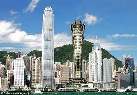 Tòa tháp sẽ được xây dựng ở Trung Đông hoặc châu Á
