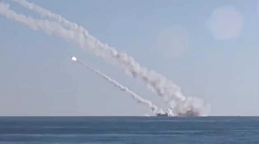 Nga thử nghiệm tên lửa Zircon trên biển
