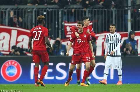 Nếu không có những anh chàng cao lớn như Muller, Pep có lẽ đã thua