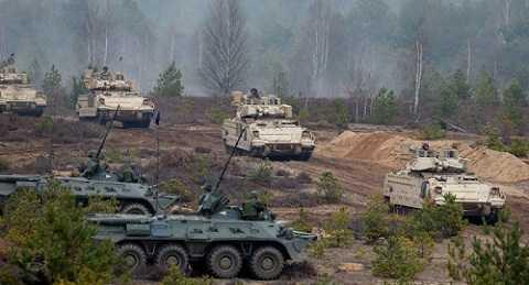 Mỹ lo ngại sẽ gặp khó khăn nếu phải đối đầu với Nga