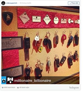 Những tỷ phú còn dùng tăm bằng vàng giá 600 USD hoặc dây giày giá 15.000 USD.