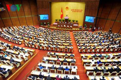 Kỳ họp thứ 9, Quốc hội khóa XIII (Ảnh minh họa: Quang Trung)