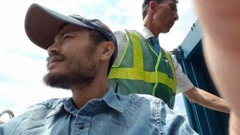 Hình ảnh gần nhất của Trần Lập trên trang cá nhân