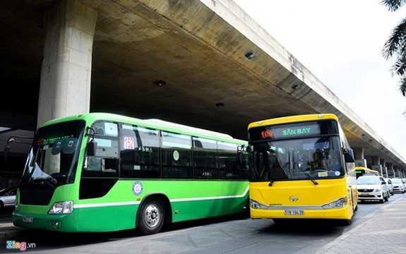 Trung tâm Quản lý và Điều hành vận tải hành khách công cộng (thuộc Sở Giao thông vận tải TP HCM) phối hợp với Công ty Vận tải Hàng không miền Nam vừa đưa vào sử dụng tuyến xe buýt số 109 không trợ giá. (Ảnh: zing.vn)