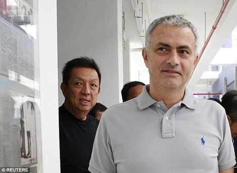 Việc MU bổ nhiệm Mourinho chỉ còn là vấn đề thời gian