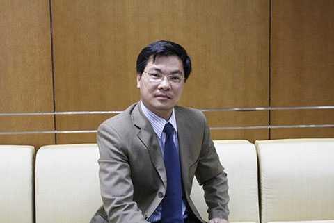 Nguyên nguyên tổng giám đốc GP Bank Phạm Quyết Thắng