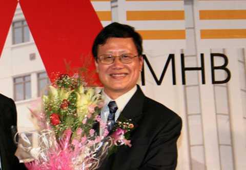 Nguyên Chủ tịch Hội đồng quản trị MHB Huỳnh Nam Dũn