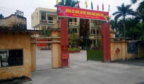 Trại tạm giam Kim Chi nơi anh Định thụ án