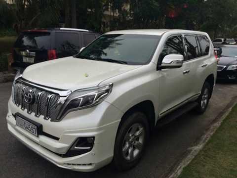 Mẫu xe này hiện đang được Toyota Việt Nam bán với giá niêm yết 2,192 tỷ đồng.
