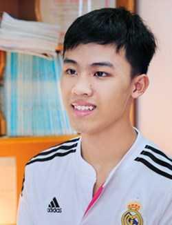 Thủ khoa Đại học Y (Hà Nội Nguyễn Hoàng Hải).