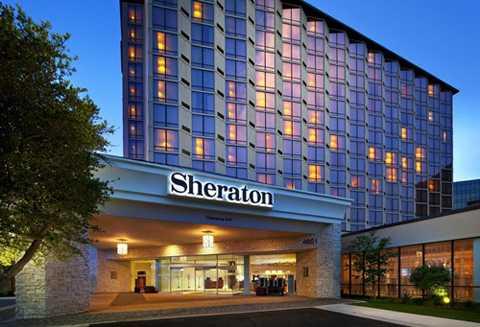 Sheraton là một trong các thương hiệu khách sạn của Starwood. Ảnh: Trip Advisor