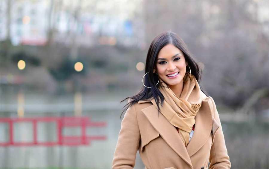 Hoa hậu Hoàn vũ 2015.