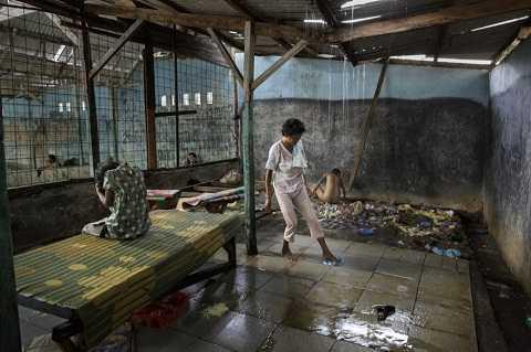 Indonesia hiện chỉ có 800 bác sĩ làm việc tại 48 bệnh viện tâm thần trên toàn quốc