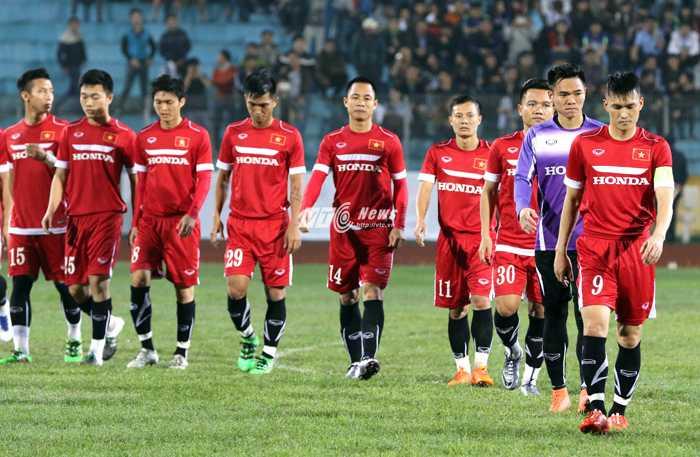 Nhân tố trong đội hình tối ưu của tuyển Việt Nam? (Ảnh: Quang Minh)
