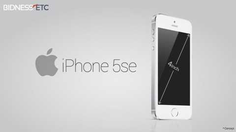 iPhone SE/5se sẽ xuất hiện đêm nay
