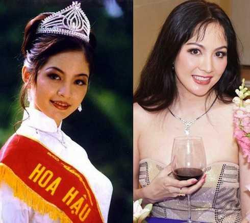 Hoa hậu Thiên Nga vẫn khiến nhiều người say đắm vì nhan sắc đầy mê hoặc.