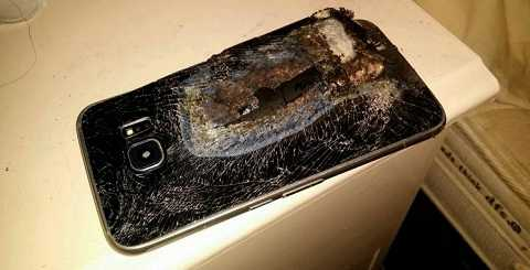 Điện thoại nổ khi sạc qua đêm
