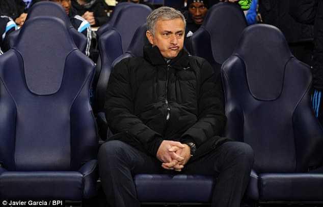 Jose Mourinho hiếm khi tin tưởng vào các tài năng trẻ