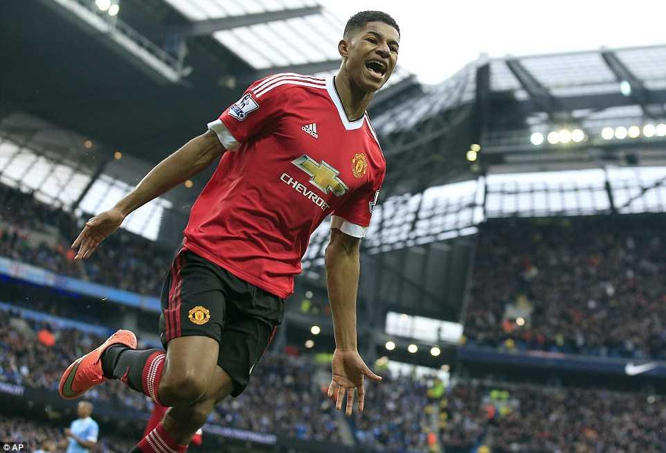 Mourinho tới Man Utd, liệu những tài năng trẻ như Marcus Rashford sẽ còn cơ hội tỏa sáng?