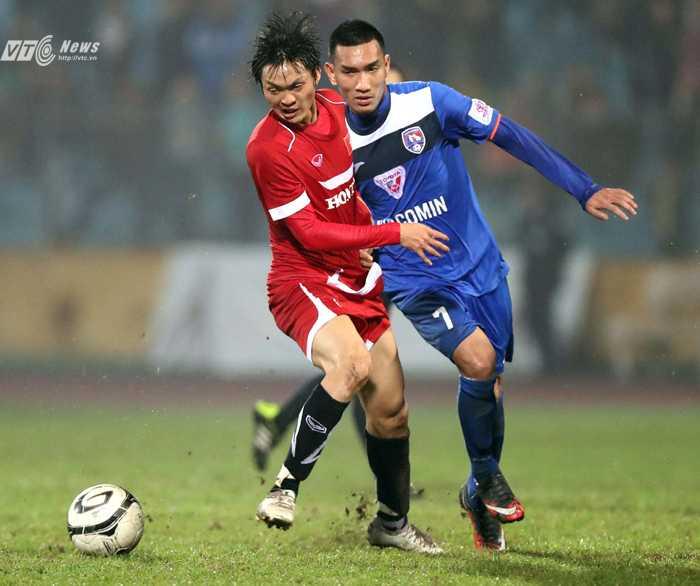 Tuấn Anh sẽ là niềm hi vọng của bóng đá VN (Ảnh: Quang Minh)