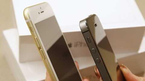 Trong khi thị trường vẫn đang chạy theo xu hướng màn hình to thì Apple lại muốn làm ngược lại.