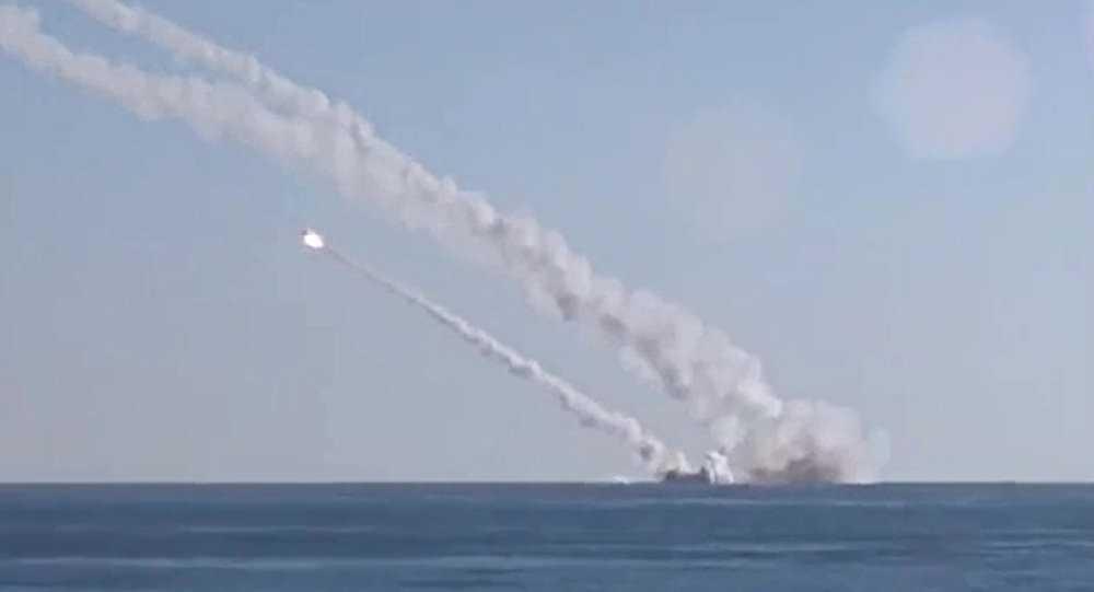 Tàu ngầm Nga phóng thử tên lửa