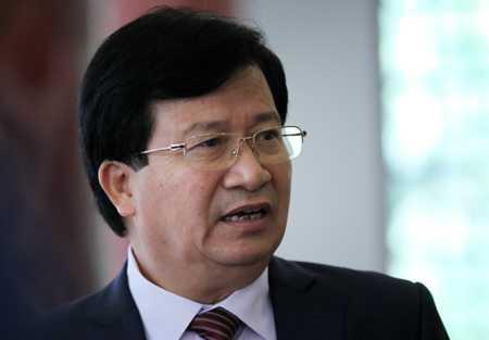 Ông Trịnh Đình Dũng