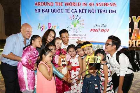 Sau buổi biểu diễn chính thức tại Asia Park Đà Nẵng, Carpi Pertti sẽ cùng gia đình tới Thái Lan để tiếp tục hành trình thiện nguyện.