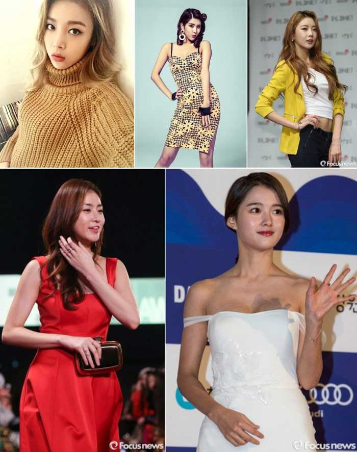 Các sao Hàn bị tung tin đồn thất thiệt trong vụ scandal bán dâm đang được điều tra