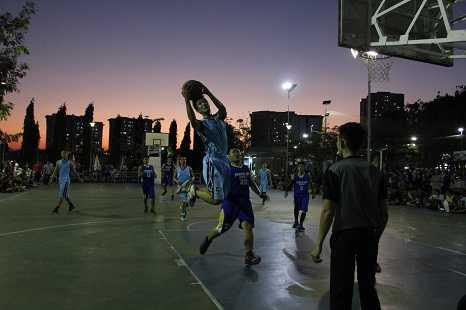 Giải đấu hấp dẫn của bóng rổ TP.HCM