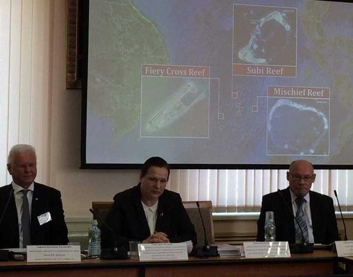 Các đảo Trung Quốc chiếm đóng trái phép được đem ra hội thảo