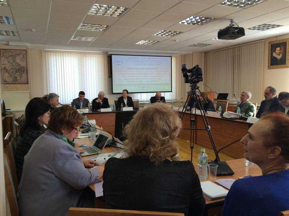 Hội thảo về Biển Đông được tổ chức tại Liên bang Nga