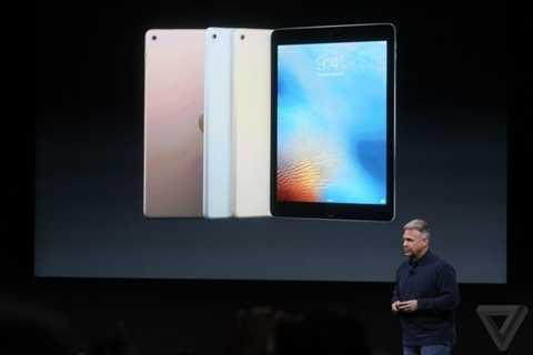 iPad mới sẽ là cứu tinh của cả