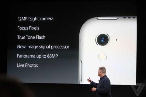 Các công nghệ chụp ảnh trên iPad Pro mới
