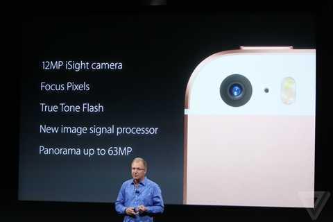 iPhone SE đã chính thức xuất hiện