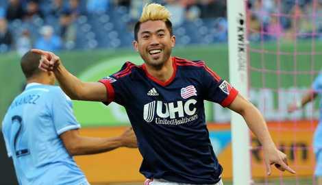 Lee Nguyễn là một ngôi sao tại MLS