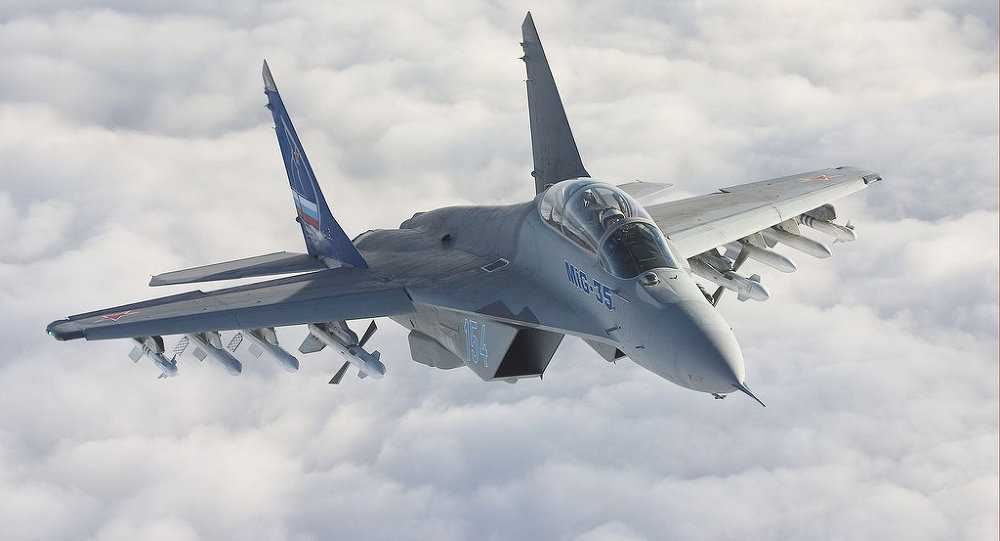 Chiến cơ MiG-35 của Nga