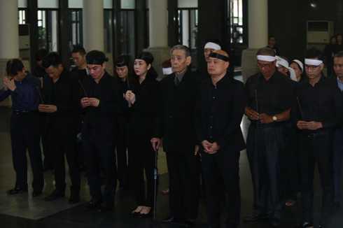 Gia đình nhạc sĩ Thanh Tùng đau buồn trước sự ra đi của ông