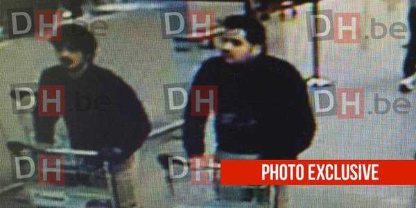 Hình ảnh nghi phạm đánh bom