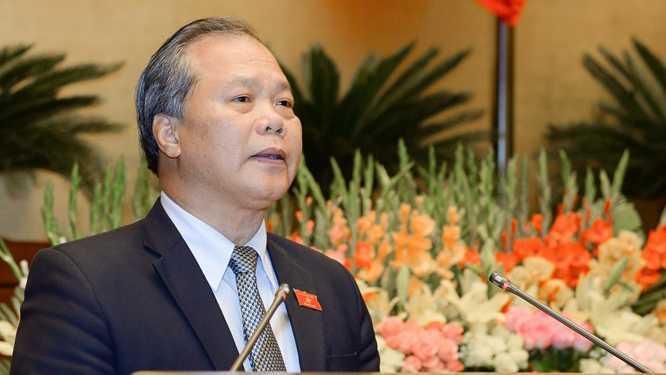 Chủ nhiệm Uỷ ban Pháp luật Phan Trung Lý