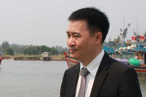 Ông Trần Văn Trà – Phó Tổng giám đốc Tập đoàn Hương Sen