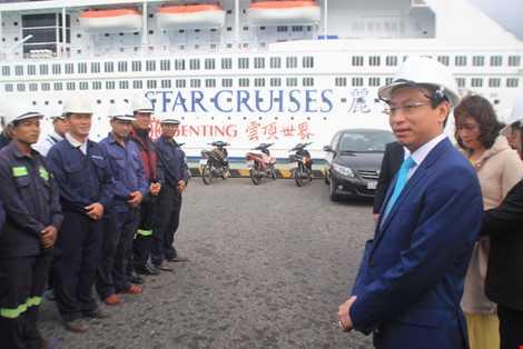 Ông Nguyễn Xuân Anh hiện là Bí thư Thành ủy và cơ cấu sẽ kiêm Chủ tịch HĐND TP Đà Nẵng. Ảnh: LÊ PHI.