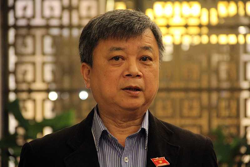 Đại biểu Trương Trọng Nghĩa (TP.HCM). Ảnh: Phạm Thịnh