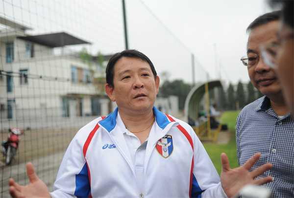 HLV Đài Loan hài lòng về điều kiện tại Việt Nam