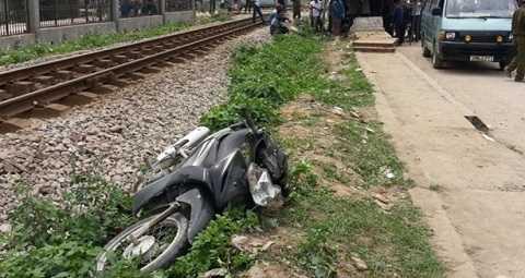 Địa bàn huyện Nghi Lộc có nhiều tuyến đường ngang dân sinh có đường sắt chạy qua, hàng năm chứng kiến những vụ tai nạn tàu thương tâm